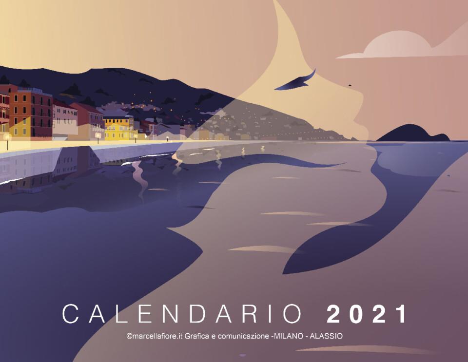 Calendario artistico 2021