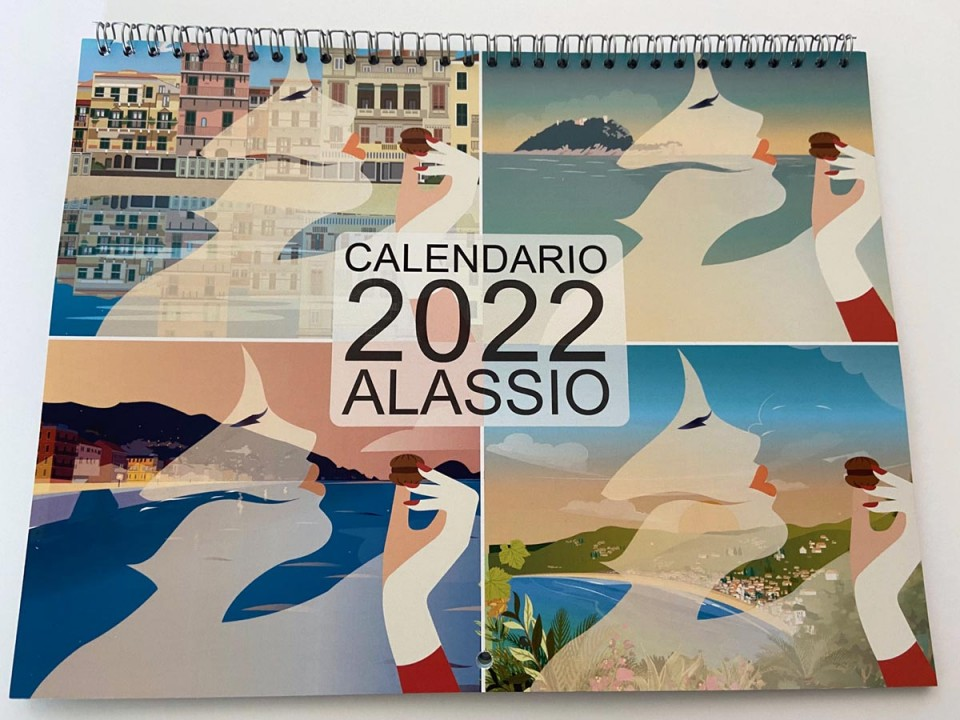 Calendario artistico 2022